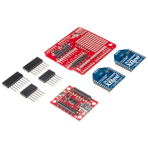 Xbee wireless kit robot r us