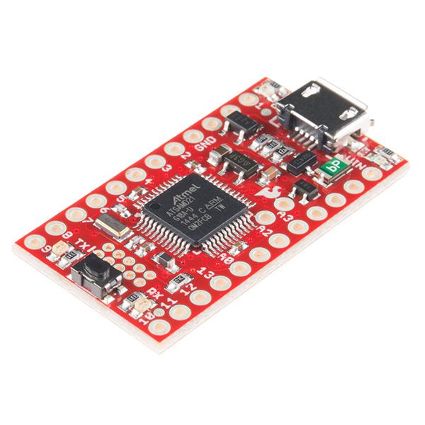 SparkFun SAMD21 Mini Breakout - DEV-13664 - SparkFun Electronics