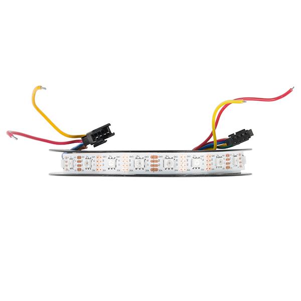 led rgb strip - addressable  5m  apa102  - com-14016