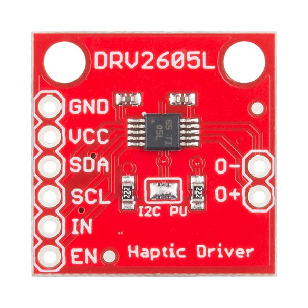 Haptic Motor Driver