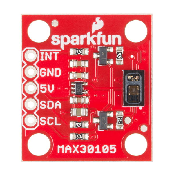 SparkFun Reflectance, Particle, and Pulse Ox sensor - MAX30105](https://cdn.sparkfun.com/assets/parts/1/1/8/7/4/14045-02.jpg)