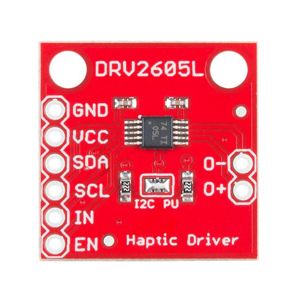 14538 sparkfun haptic motor driver drv2605l 02