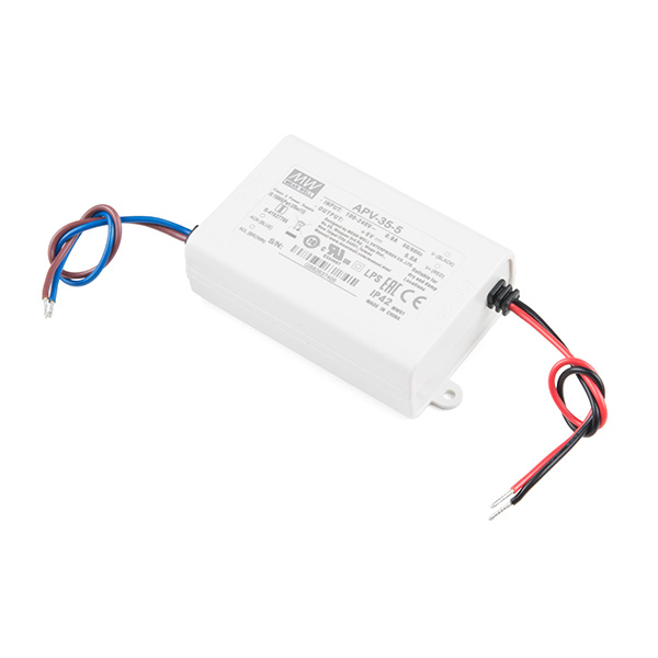 14601 mean well led switching power supply 5v 25w 01