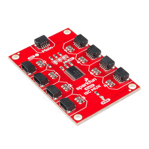 14685 sparkfun qwiic mux breakout   8 channel  tca9548a  01