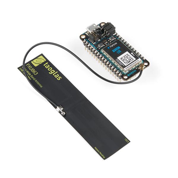 Particle Boron LTE IoT Development Board