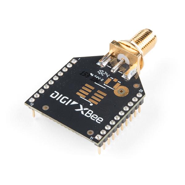 XBee 3 Module - RP-SMA Antenna