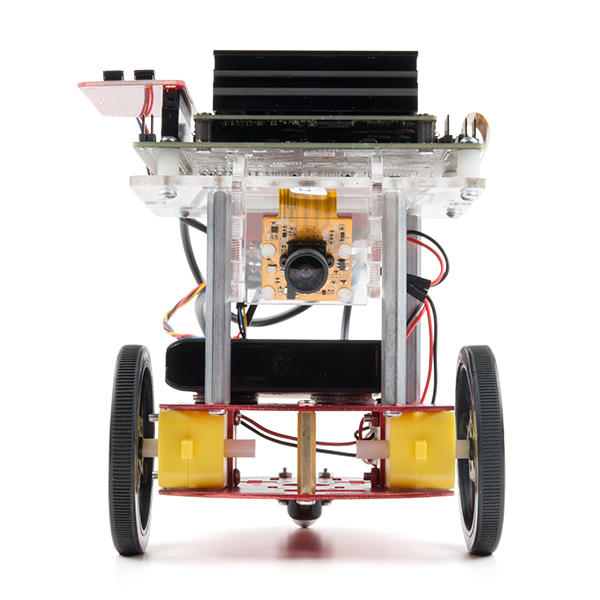 Front of Jetbot
