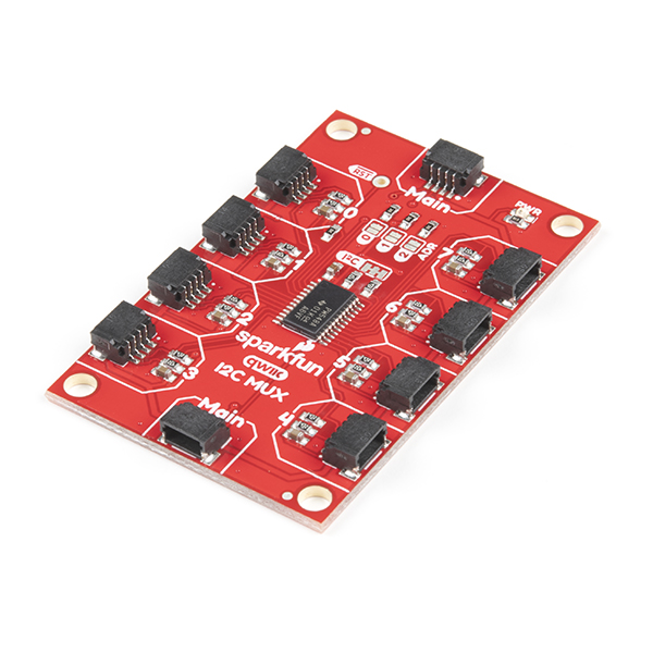SparkFun Qwiic Mux for the Raspberry Pi