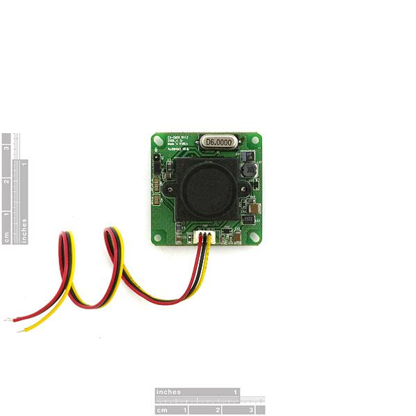 cmos camera module 640x480 sen 08739 sparkfun