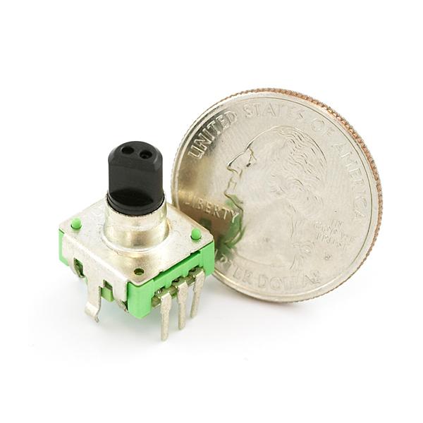rotary encoder - com-09117