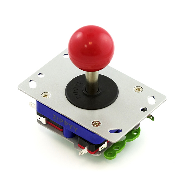 Arcade Joystick - Short Handle - COM-09182 - SparkFun ...