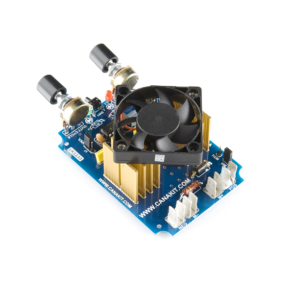 Digital Pwm Motor Speed Controller 50a Rob 09668