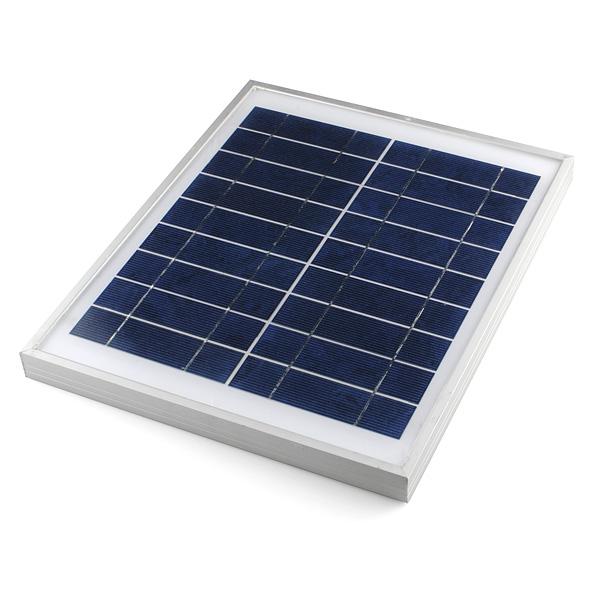 Solar Panel 10w Prt 09759 Sparkfun Electronics