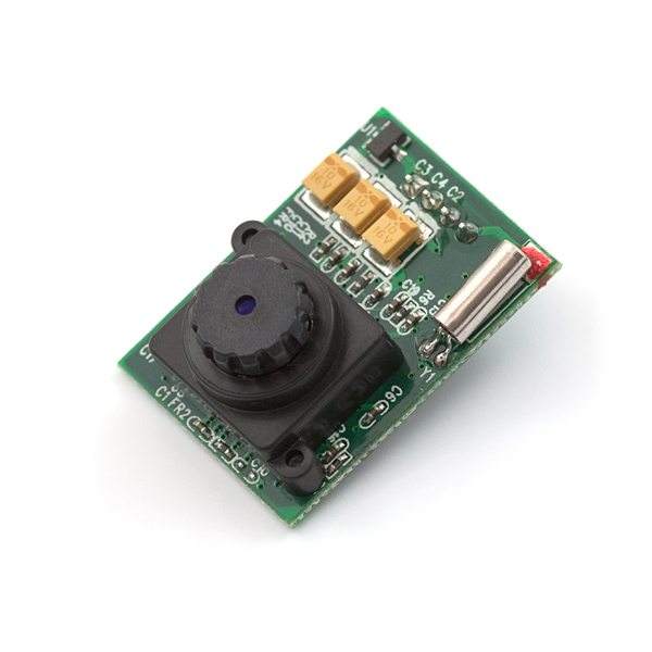 How can I send video from my Arduino camera module video