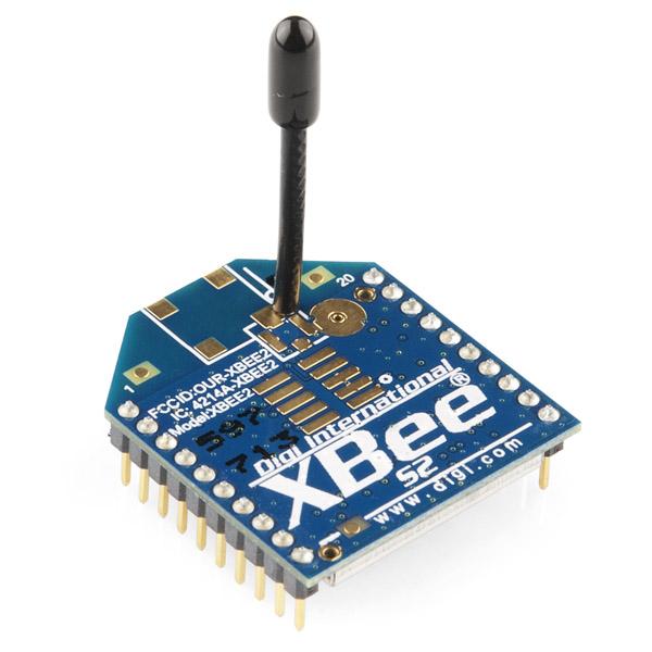 Xbee mw wire antenna series zigbee mesh wrl