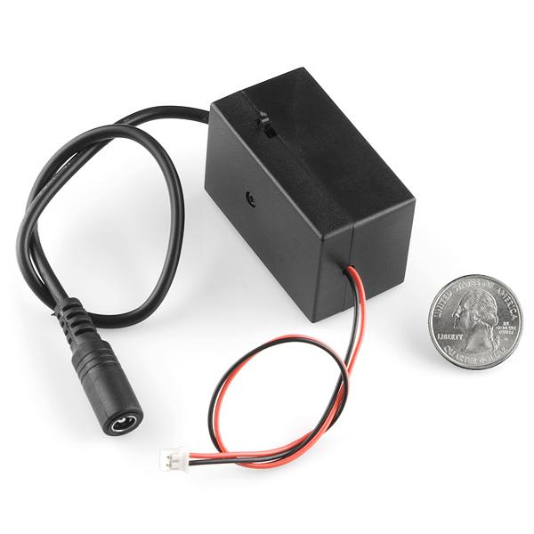 El inverter v com sparkfun electronics