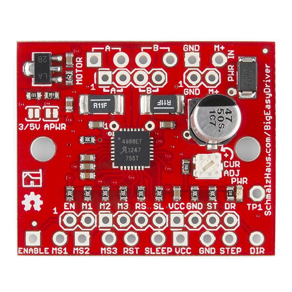 Big Easy Driver - ROB-12859 - SparkFun Electronics