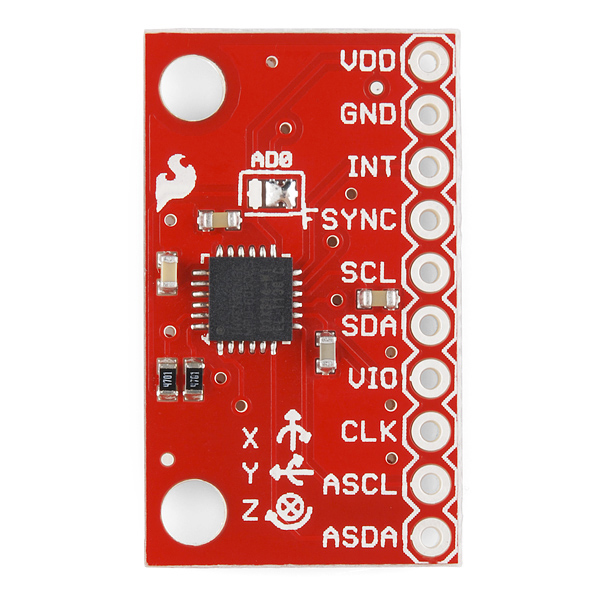 How to connect gyro to Arduino Uno via I2C - Stack