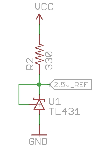tl431 - voltage reference - com-11078
