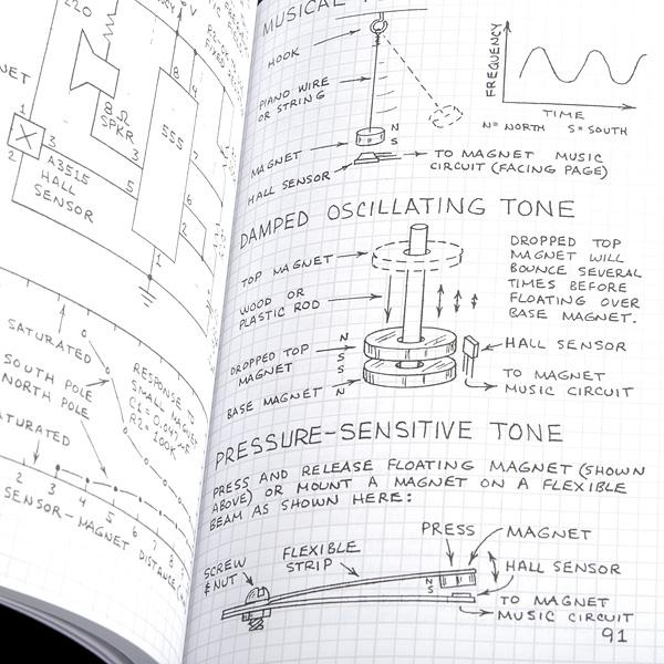 electronic sensor circuits  u0026 projects - bok-11133