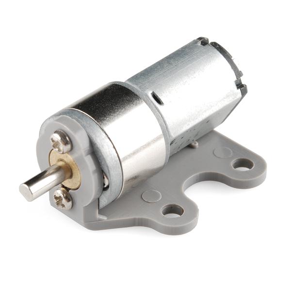 Motor Mount Rob 11278 Sparkfun Electronics
