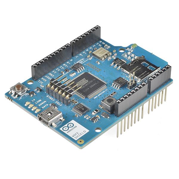 Arduino wi fi shield dev sparkfun electronics