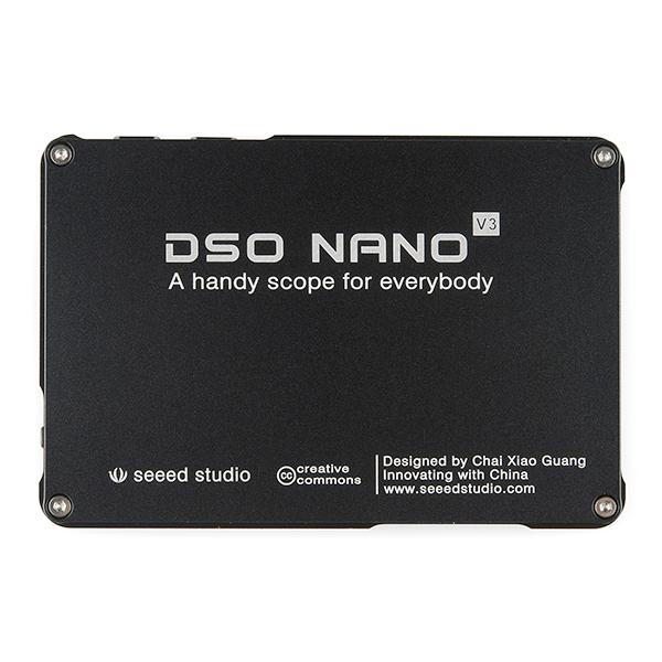 dso nano v3 ファームウェア