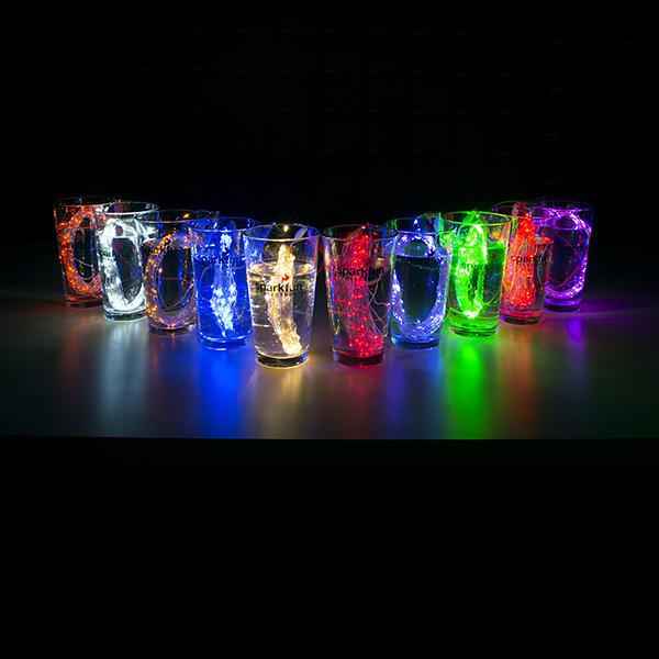 led string lights blue 10m com 11750 sparkfun