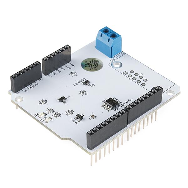 Rs485 Shield Dev 11959 Sparkfun Electronics