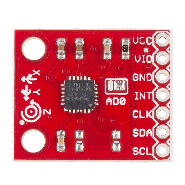 on 5 Axis Breakout Board