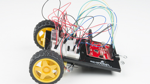SparkFun Inventor's Kit Experiment Guide - v4.0