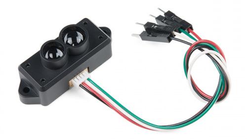 TFMini - Micro LiDAR Module Hookup Guide