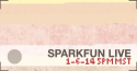 Reminder: SparkFun Live! - The Party Button