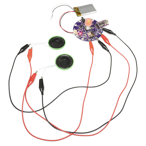 LilyPad MP3 Player