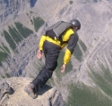 BASE Jumping with Accelerometers