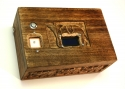 Revisiting the Reverse Geocache Puzzle Box