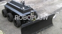 Snow Plowing with Robotics