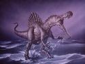Spinosaurus - not just a scary dinosaur.
