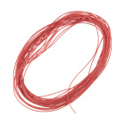 Hook-Up Wire - Silicone 30AWG (Red, 10M)
