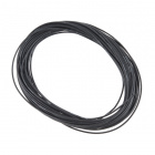 Hook-Up Wire - Silicone 24AWG (Black, 10M)