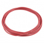 Hook-Up Wire - Silicone 12AWG (Red, 5m)