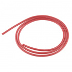 Hook-Up Wire - Silicone 12AWG (Red, 1M)