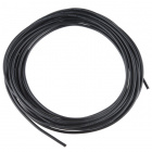 Hook-Up Wire - Silicone 12AWG (Black, 10m)