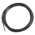Hook-Up Wire - Silicone 12AWG (Black, 5m)