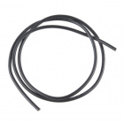Hook-Up Wire - Silicone 12AWG (Black, 1M)