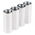 "Standoff - Aluminum Threaded (6-32; 5/8"", 4 Pack)"