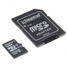 MicroSD Card with Adapter - 16GB (Class 10)