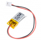 Polymer Lithium Ion Battery - 40mAh