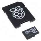 Raspberry Pi™ - 16GB MicroSD NOOBS Card
