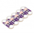 LilyPad LED Pink (5pcs)